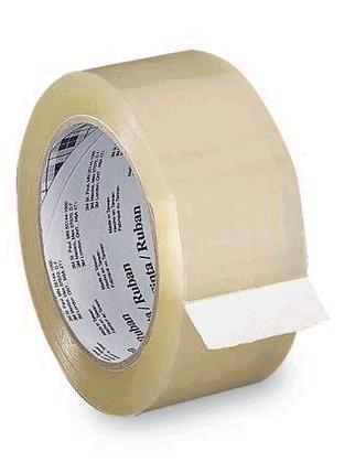 Tape 110 yards (Clear)